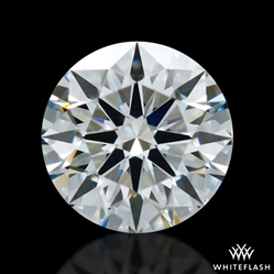 0.414 ct G VVS2 A CUT ABOVE® Hearts and Arrows Super Ideal Round Cut Loose Diamond