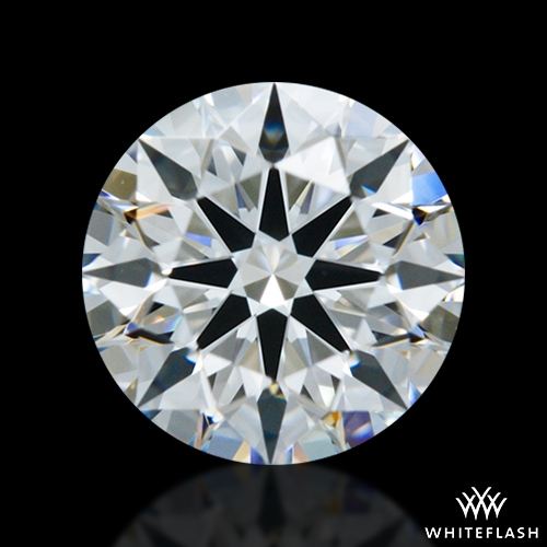 0.702 ct D IF A CUT ABOVE® Hearts and Arrows Super Ideal Round Cut Loose Diamond