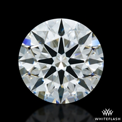 0.801 ct F VVS2 A CUT ABOVE® Hearts and Arrows Super Ideal Round Cut Loose Diamond