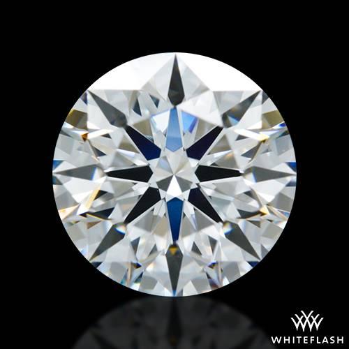 1.028 ct E VVS2 Expert Selection Round Cut Loose Diamond