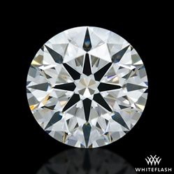 1.248 ct F VVS2 A CUT ABOVE® Hearts and Arrows Super Ideal Round Cut Loose Diamond