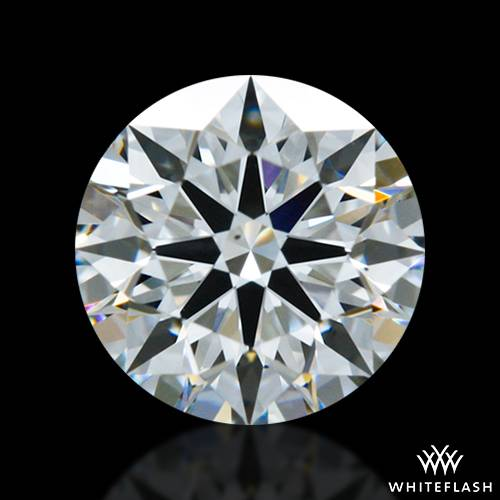 0.712 ct G VS1 A CUT ABOVE® Hearts and Arrows Super Ideal Round Cut Loose Diamond