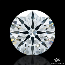 1.621 ct G VS1 A CUT ABOVE® Hearts and Arrows Super Ideal Round Cut Loose Diamond