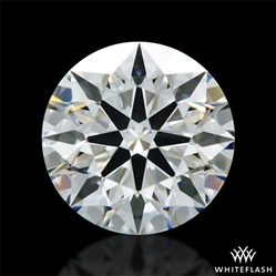 1.056 ct G VS1 A CUT ABOVE® Hearts and Arrows Super Ideal Round Cut Loose Diamond