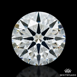 1.147 ct H SI1 A CUT ABOVE® Hearts and Arrows Super Ideal Round Cut Loose Diamond