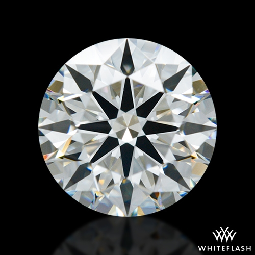 1.412 ct I VS2 A CUT ABOVE® Hearts and Arrows Super Ideal Round Cut Loose Diamond