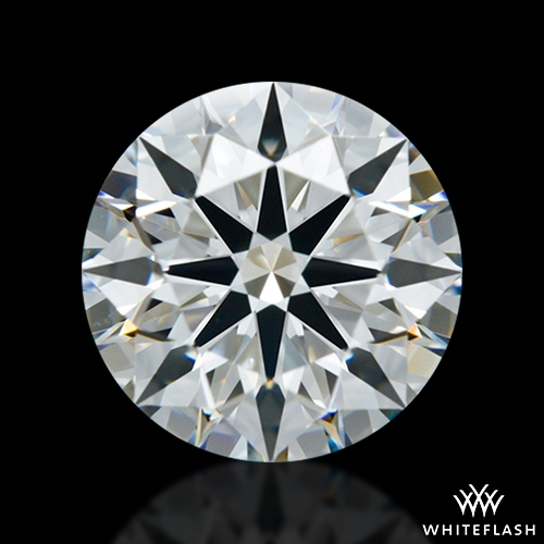 1.557 ct G VS1 A CUT ABOVE® Hearts and Arrows Super Ideal Round Cut Loose Diamond