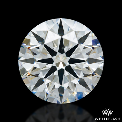 1.711 ct G VS2 A CUT ABOVE® Hearts and Arrows Super Ideal Round Cut Loose Diamond