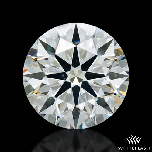 1.736 ct I VS2 A CUT ABOVE® Hearts and Arrows Super Ideal Round Cut Loose Diamond