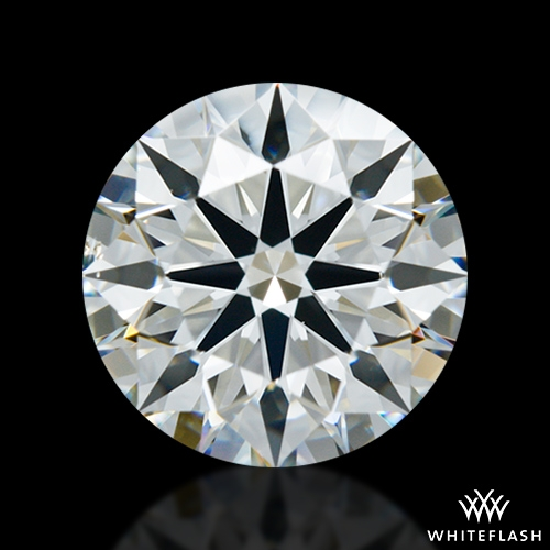 1.811 ct H VS2 A CUT ABOVE® Hearts and Arrows Super Ideal Round Cut Loose Diamond