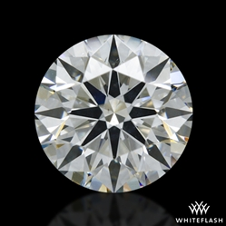 1.125 ct I SI1 A CUT ABOVE® Hearts and Arrows Super Ideal Round Cut Loose Diamond