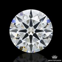 1.527 ct E VS2 A CUT ABOVE® Hearts and Arrows Super Ideal Round Cut Loose Diamond