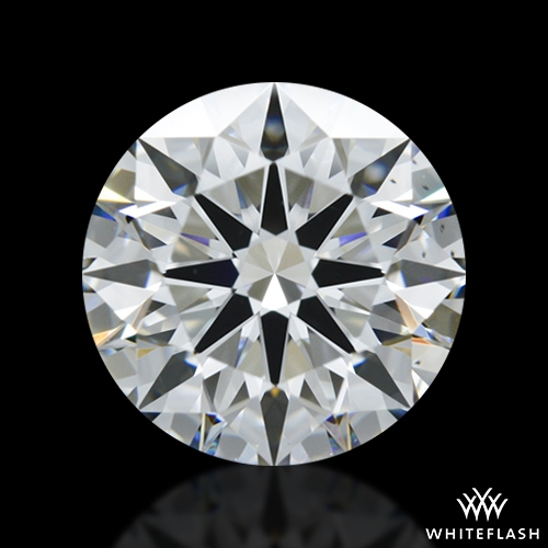 1.70 ct E VS1 A CUT ABOVE® Hearts and Arrows Super Ideal Round Cut Loose Diamond