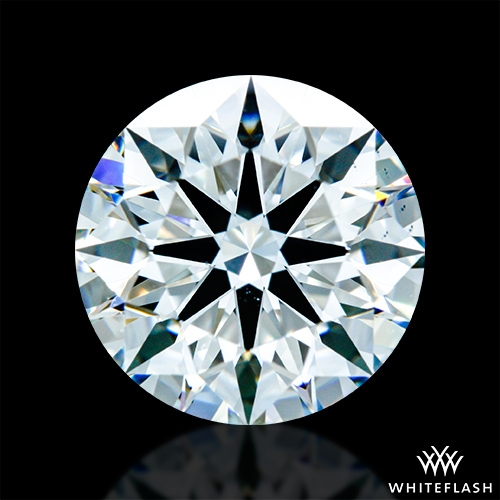 2.024 ct G VS2 A CUT ABOVE® Hearts and Arrows Super Ideal Round Cut Loose Diamond