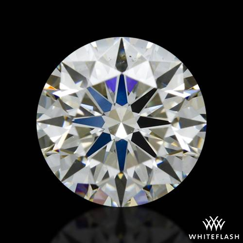 0.607 ct J VS2 Expert Selection Round Cut Loose Diamond