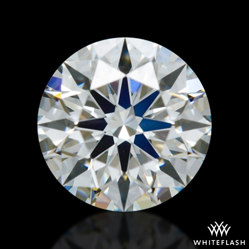 0.32 ct F VS1 A CUT ABOVE® Hearts and Arrows Super Ideal Round Cut Loose Diamond