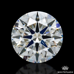 0.308 ct E SI1 A CUT ABOVE® Hearts and Arrows Super Ideal Round Cut Loose Diamond