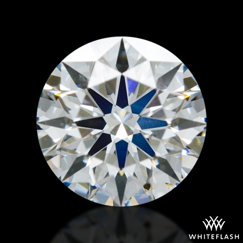 0.318 ct F SI1 Expert Selection Round Cut Loose Diamond