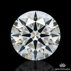 0.33 ct G VS1 A CUT ABOVE® Hearts and Arrows Super Ideal Round Cut Loose Diamond