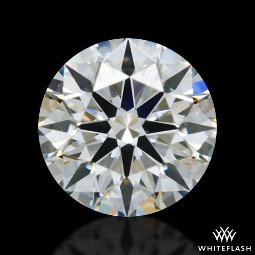0.322 ct H VS2 A CUT ABOVE® Hearts and Arrows Super Ideal Round Cut Loose Diamond