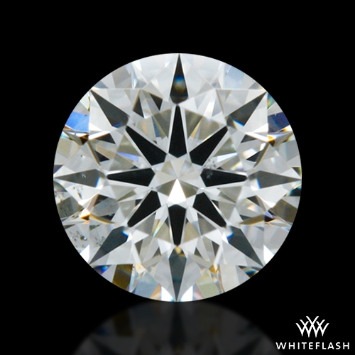 0.323 ct H SI1 A CUT ABOVE® Hearts and Arrows Super Ideal Round Cut Loose Diamond