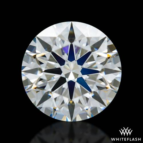 0.427 ct E VS1 A CUT ABOVE® Hearts and Arrows Super Ideal Round Cut Loose Diamond