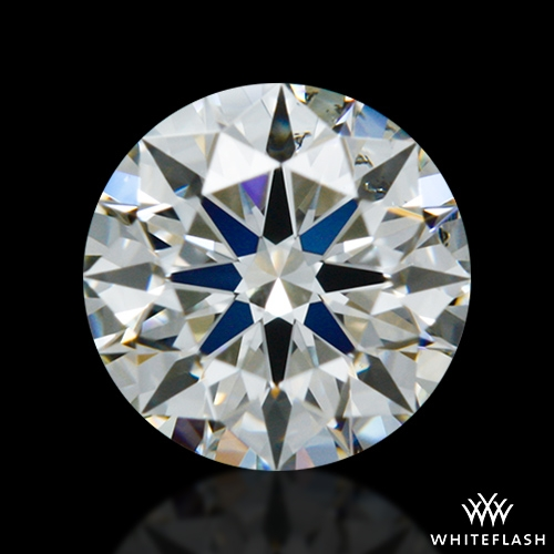0.412 ct H SI1 Expert Selection Round Cut Loose Diamond