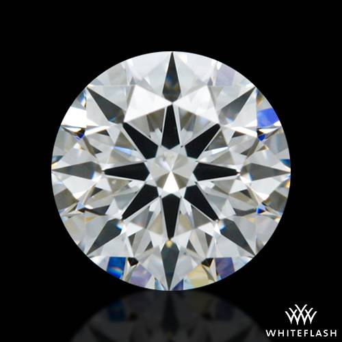 0.343 ct G VS2 A CUT ABOVE® Hearts and Arrows Super Ideal Round Cut Loose Diamond