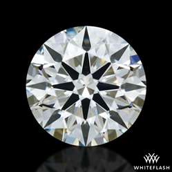 0.54 ct I VS2 A CUT ABOVE® Hearts and Arrows Super Ideal Round Cut Loose Diamond