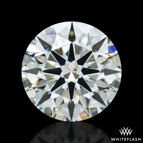 0.531 ct J VS2 Expert Selection Round Cut Loose Diamond