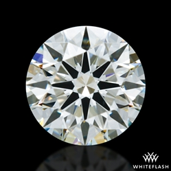 0.546 ct K VS2 A CUT ABOVE® Hearts and Arrows Super Ideal Round Cut Loose Diamond
