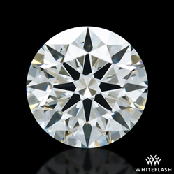 0.62 ct J VS2 A CUT ABOVE® Hearts and Arrows Super Ideal Round Cut Loose Diamond