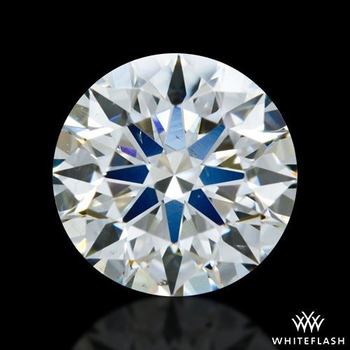 0.684 ct I VS2 Expert Selection Round Cut Loose Diamond