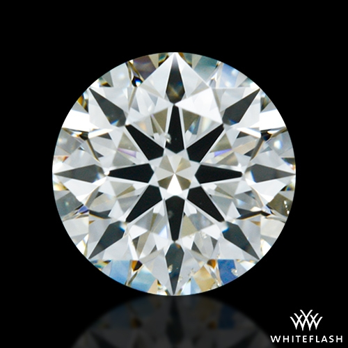 0.694 ct J VS2 Expert Selection Round Cut Loose Diamond