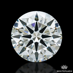 0.706 ct K SI1 A CUT ABOVE® Hearts and Arrows Super Ideal Round Cut Loose Diamond