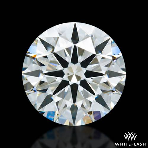 0.762 ct I VS2 A CUT ABOVE® Hearts and Arrows Super Ideal Round Cut Loose Diamond