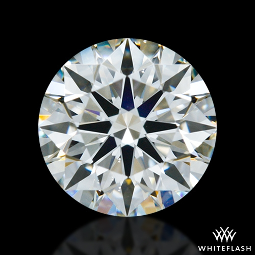 0.842 ct J VS2 Expert Selection Round Cut Loose Diamond