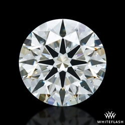 0.41 ct J VS2 A CUT ABOVE® Hearts and Arrows Super Ideal Round Cut Loose Diamond