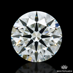0.427 ct J VS2 A CUT ABOVE® Hearts and Arrows Super Ideal Round Cut Loose Diamond