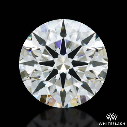 0.401 ct K SI1 A CUT ABOVE® Hearts and Arrows Super Ideal Round Cut Loose Diamond