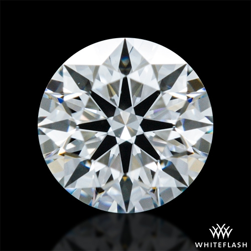 0.314 ct F VS1 A CUT ABOVE® Hearts and Arrows Super Ideal Round Cut Loose Diamond