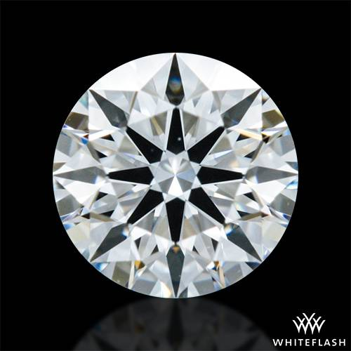 0.313 ct F VS1 A CUT ABOVE® Hearts and Arrows Super Ideal Round Cut Loose Diamond