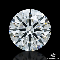 1.335 ct F VS2 A CUT ABOVE® Hearts and Arrows Super Ideal Round Cut Loose Diamond