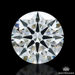 1.403 ct H VS2 A CUT ABOVE® Hearts and Arrows Super Ideal Round Cut Loose Diamond