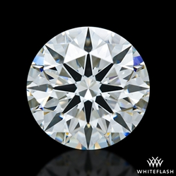 1.571 ct H VS2 A CUT ABOVE® Hearts and Arrows Super Ideal Round Cut Loose Diamond