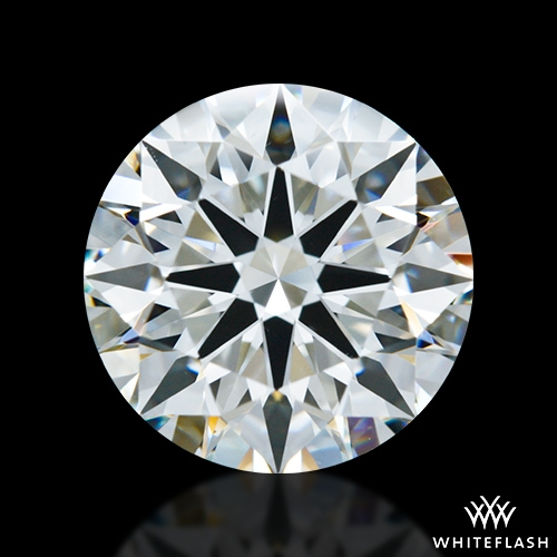 1.954 ct H VS2 A CUT ABOVE® Hearts and Arrows Super Ideal Round Cut Loose Diamond