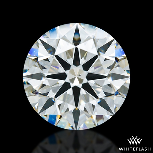 1.998 ct I VS2 A CUT ABOVE® Hearts and Arrows Super Ideal Round Cut Loose Diamond
