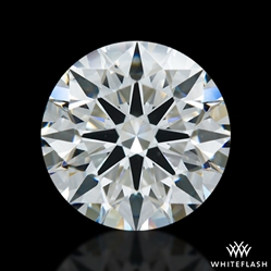 2.061 ct F VS2 A CUT ABOVE® Hearts and Arrows Super Ideal Round Cut Loose Diamond