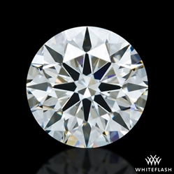 0.824 ct G VS1 A CUT ABOVE® Hearts and Arrows Super Ideal Round Cut Loose Diamond