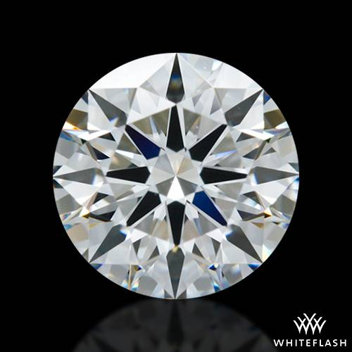 0.926 ct E VVS1 A CUT ABOVE® Hearts and Arrows Super Ideal Round Cut Loose Diamond
